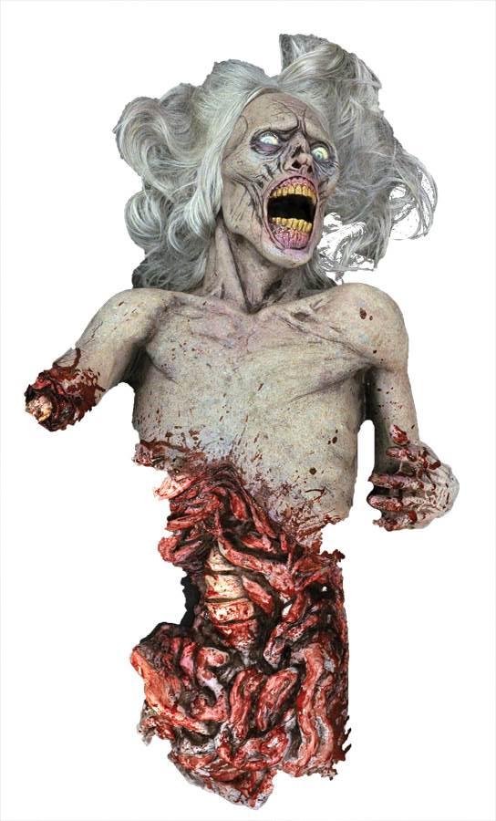 Die zombie die animated prop for Electric motors for halloween props