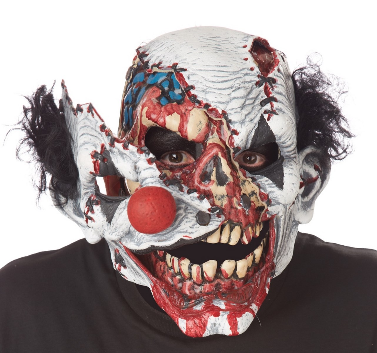 Displaying 18> Images For Very Scary Clown Masks Pictures