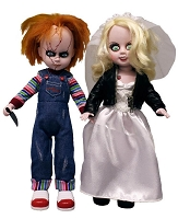 Living Dead Dolls: Bride of Chucky Set