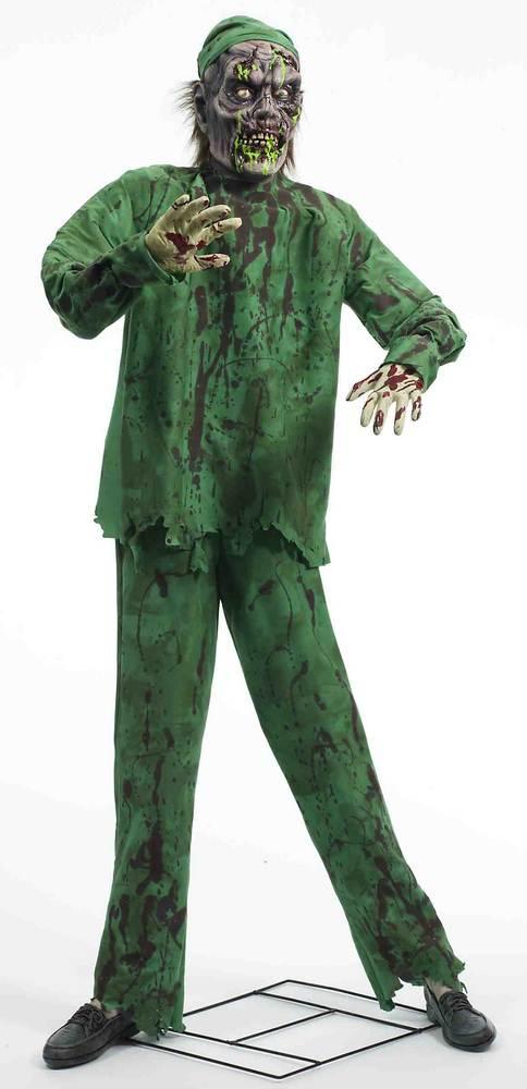 Biohazard Zombie Doctor