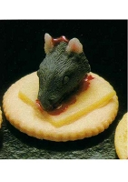 Gore-May Crackers - Mouse Head