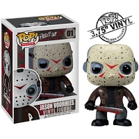 POP Horror Classics Jason Voorhees