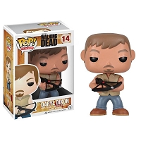 POP The Walking Dead Daryl Dixon