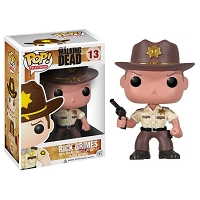 POP The Walking Dead Rick Grimes