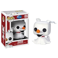 POP Nightmare Before Christmas Zero