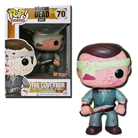 POP The Walking Dead The Governor Bloody Bandage