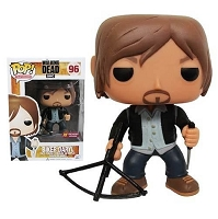 POP The Walking Dead Biker Daryl Dixon