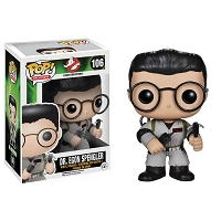 POP Ghostbusters Dr. Egon Spengler