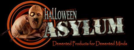 Halloween Asylum News
