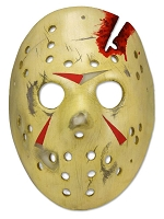 Friday the 13th Jason Part 4 Replica Mask