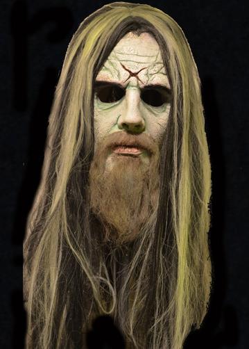 Halloween rob zombie mask