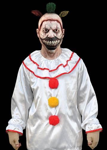American Horror Story Costume: American Horror Story Twisty The Clown Halloween Costume