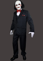 SAW Billy Puppet Costume