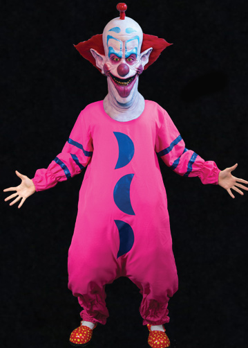 The gallery for killer klowns from outer space costume for Outer space outfit