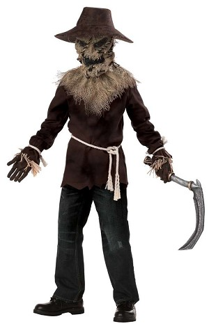 Wicked Scarecrow Costume - Child