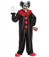 Last Laugh Clown Costume ONLY