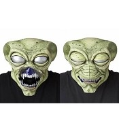 Ani-Motion Alien Visitor Mask