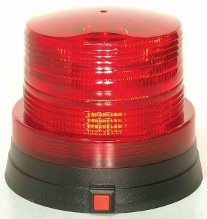 Mini Red Warning Light