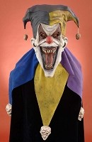 Creepy Jester Mask