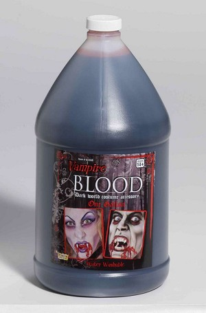Blood Gallon