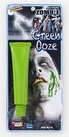 Zombie Green Ooze Make Up