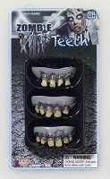 Zombie Teeth - 3 Pack