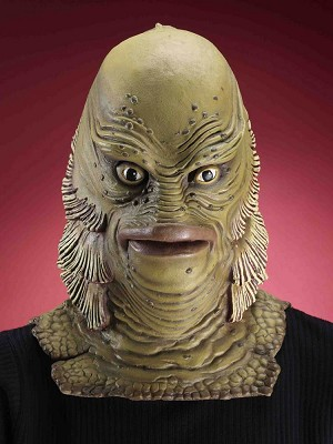 Creature from the Black Lagoon - Collector's Edition Mask