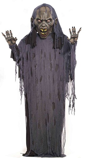 12 Ft Male Zombie Hanging Prop