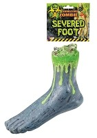 Biohazard Zombie Severed Foot