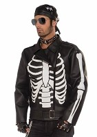 Biker Skeleton Jacket