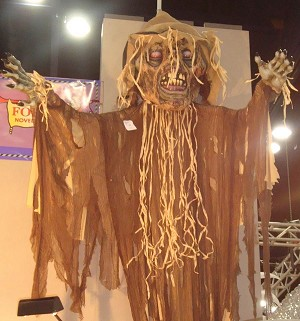 12 Ft Scarecrow Hanging Prop