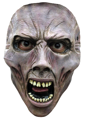 World War Z Scream Zombie 1 Face Mask
