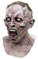 World War Z Deluxe Scream Zombie 2 Mask