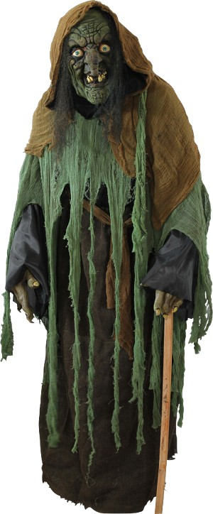 Yidhra Witch Costume (No Mask)