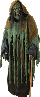 Yidhra Witch Costume with Mask