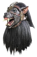 Warrior Wolf Mask