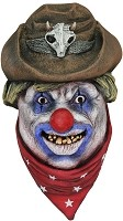 Rodeo Clown Mask