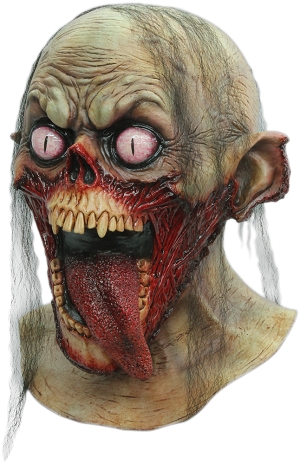 Tongue Slasher Mask