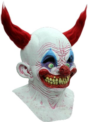 Chingo The Clown Mask