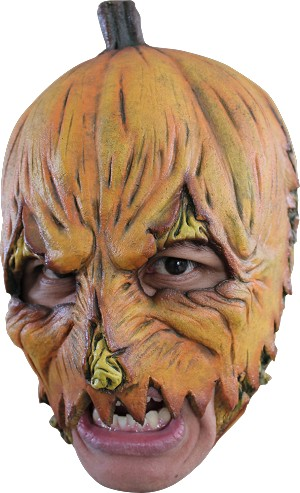 Pumpkin Chinless Mask