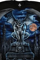 Gargoyle Full Moon T-Shirt