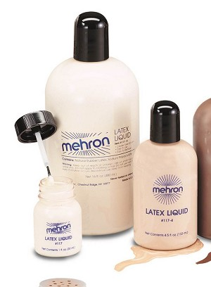 Mehron Liquid Latex 16oz.