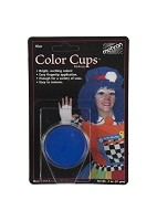 Mehron Color Cups - Blue