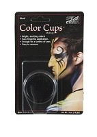 Mehron Color Cups - Black