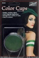 Mehron Color Cups - Green