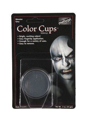 Mehron Color Cups - Monster Grey
