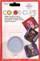 Mehron Color Cups - Moonlight White