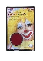 Mehron Color Cups - Clown Red