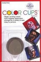 Mehron Color Cups - Zombie Flesh