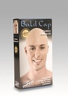 Mehron Character Makeup Kit - Bald Cap